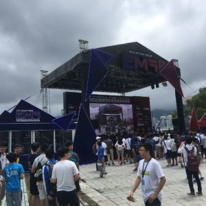 E-Sports & Music Festival @ HK Colosium 2017